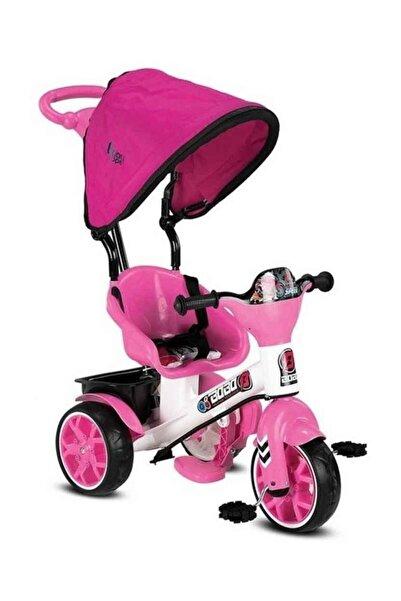 BabyHope Pembe Bobo Speed Bisiklet