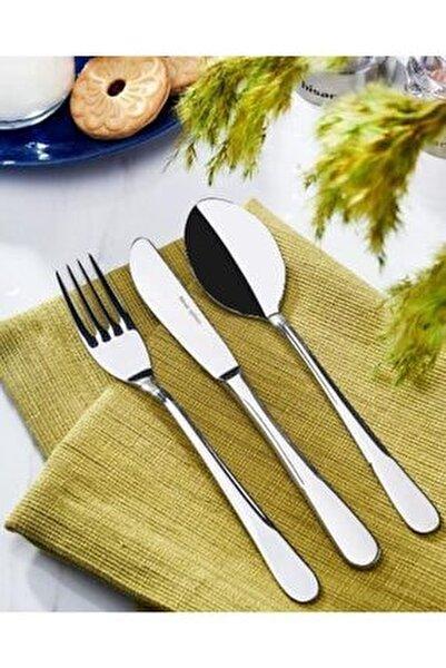 Optima Akdeniz 30 Parça Çelik Çatal Kaşık Bıçak Seti