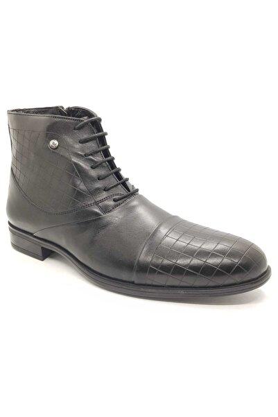 Pierre Cardin Hakiki Deri Kauçuk Taban Ayakkabı