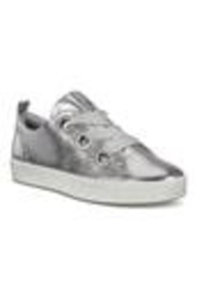 Ecco Kadın Sneaker Soft 8 W Alusilver Gumus 470543