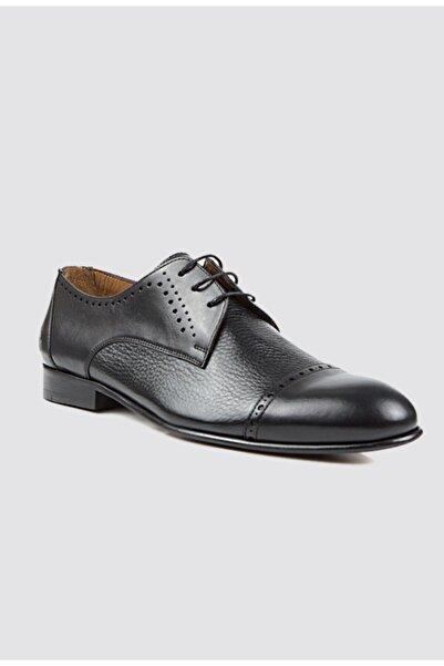 Damat Damat Siyah Ayakkabı