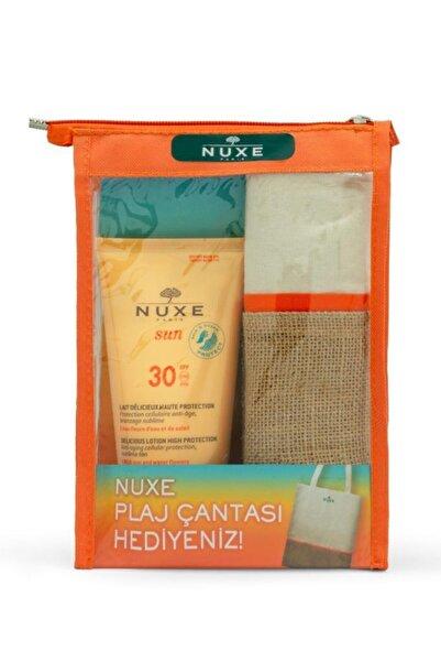 Nuxe Sun Delicious Lotion Spf30 150 Ml Set