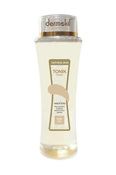 Dermokil Natural Skin Yağlı Ciltler Için Arındırıcı Tonik 200 ml