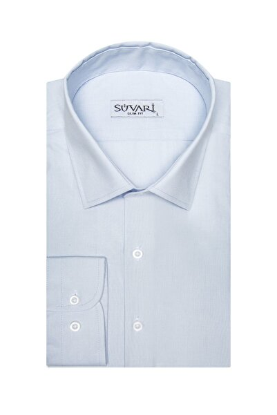 SÜVARİ Slim Fit Erkek Gömlek