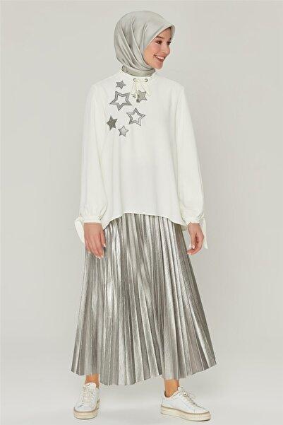 Armine Trend Takım 20ka0609 Gümüş