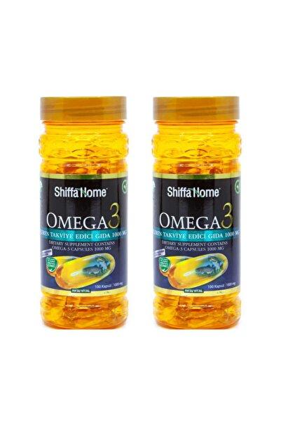Shiffa Home Omega-3 1000 Mg X 2 Adet