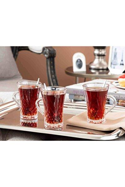 Madame Coco Felecia 4'lü Çay Fincanı