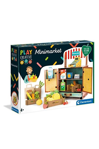 CLEMENTONI Mini Market /play Creative 4-6 Yaş 18550