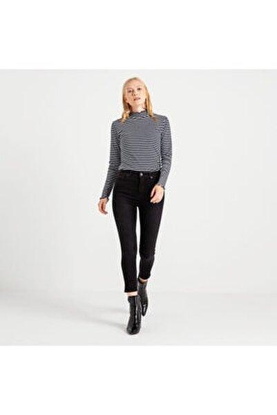 Kadın T-shirt Lacivert