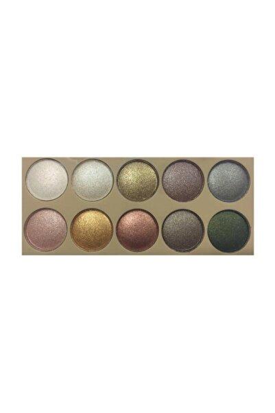 Makeuptime Renkli Diamond Far Paleti 02