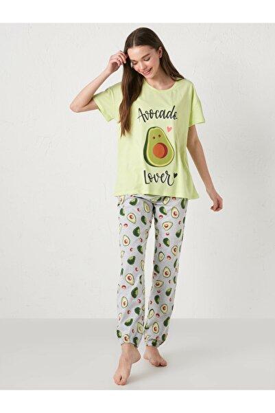 LC Waikiki Kadın Pijama Takım