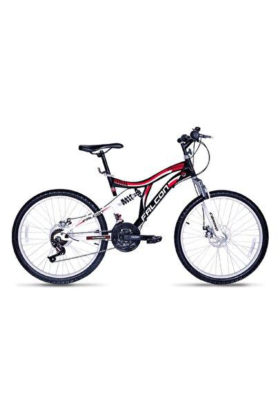 Falcon 26 Jant Çift Diskli Çift Amortisörlü Camino Dağ Bisiklet