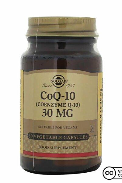 Solgar Coenzyme Q-10 30 Mg 30 Kapsül Vitamin