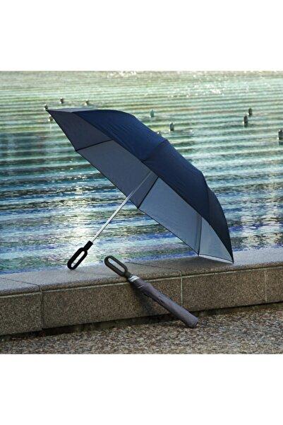 Lexon Mini Hook Şemsiye Mavi
