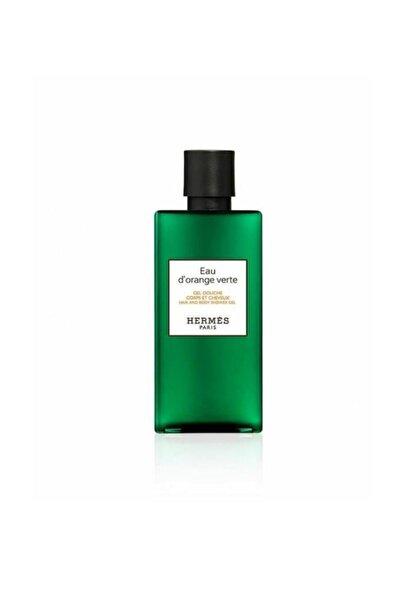 Hermes D'orange Verte Bath & Shower Gel Duş Jeli 40 ml 2840095040717