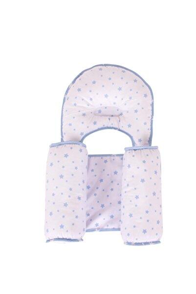 Sevi Bebe Kafa Şekillendirici Yastık Yan Yatış Yastığı Art-33