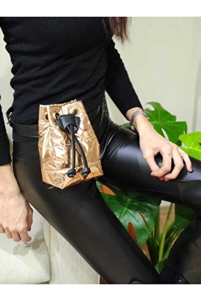 tadea leather Bel Çantası