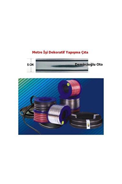 TEKNOPARS 5 Metre Çıta Nikel 50mm