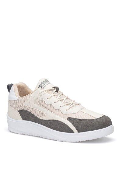 DARK SEER Bej Füme Erkek Sneaker