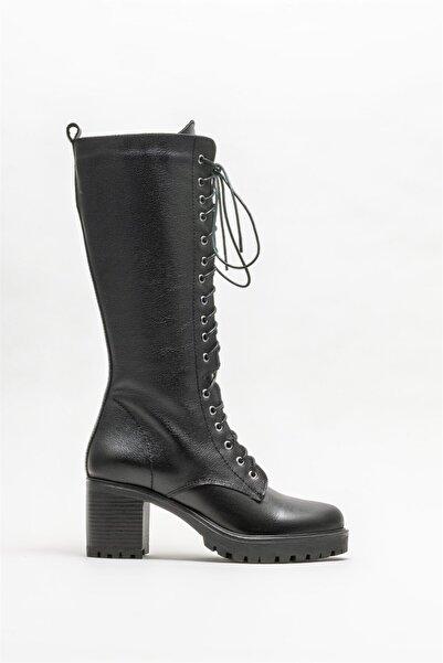 Elle Shoes Kadın Günlük Çizme