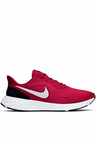 Nike Erkek Kırmızı Spor Ayakkabı Revolutıon 5 Bq3204-600