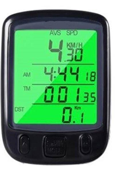 Rider Aksesuar Km Saati, Bisiklet Hız Göstergesi, Led Hız Göstergesi, Led Km Saati