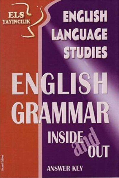 ELSGroup Els English Language Studies English Grammar Inside And Out + Cevap Anahtarı