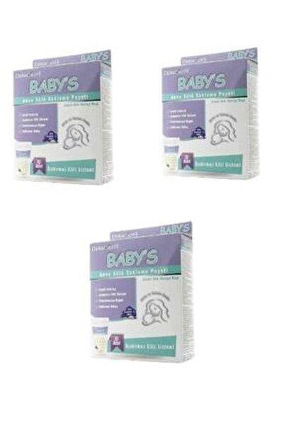 Baby S Anne Sütü Saklama Poşeti 3 Adet