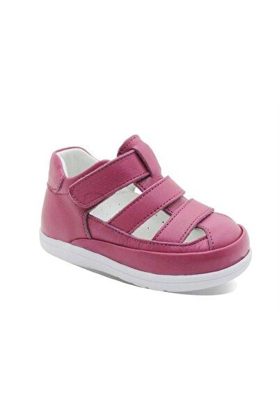 Vicco Unisex Bebek Ilk Adım Deri Ayakkabı 918.e20y.046 Pudra