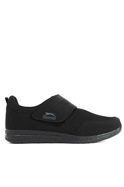 Slazenger Alıson I Sneaker Kadın Ayakkabı Siyah / Siyah Sa11lk029