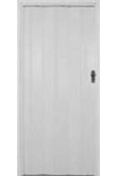 DEKORAKS Akordeon Kapı, Akağaç Ahşap Desenli, 87x200cm