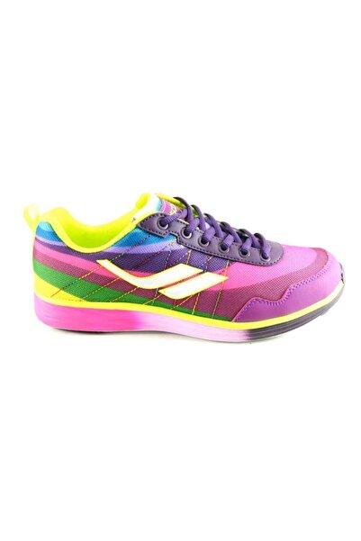 Lescon Kadın Mor Günlük Spor Ayakkabı L-3619