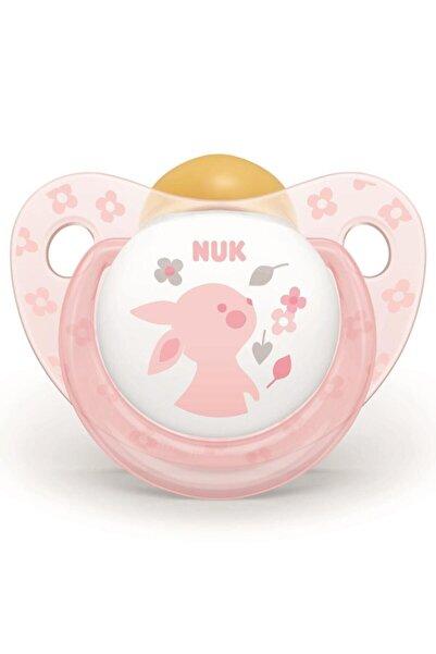 Nuk Baby Rose Kauçuk Emzik Kutulu No:2 734035