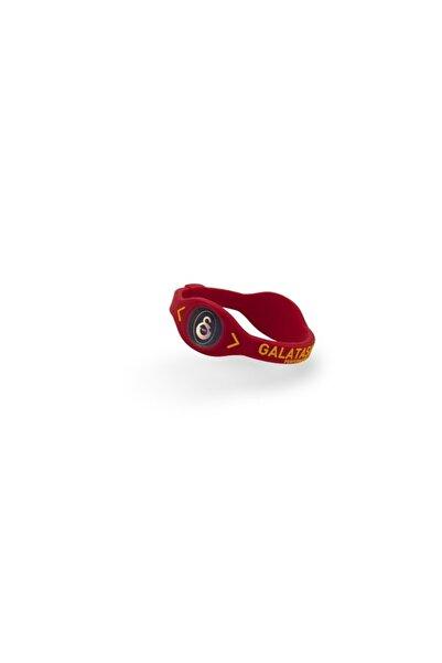 Galatasaray Lisanslı Gs Performans Bileklik Kırmızı
