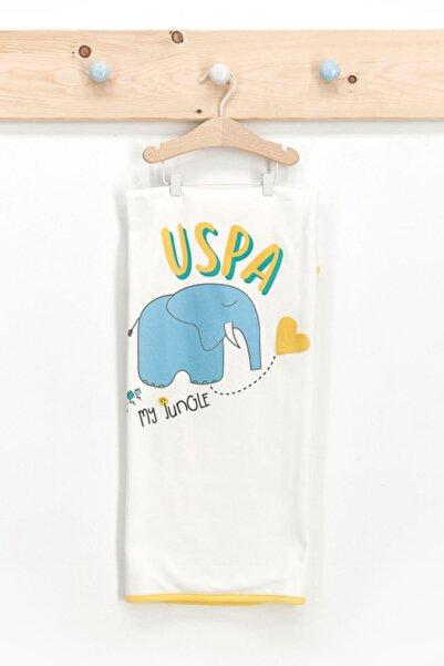 U.S. Polo Assn. U.s.polo Usb212 Erkek Bebek Battaniye