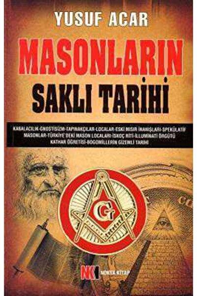 Nokta Yayınları Masonların Saklı Tarihi - Yusuf Acar