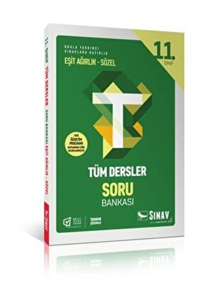 Sınav Yayınları Ders ve Yardımcı Kitaplar