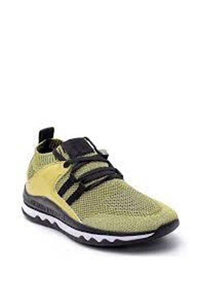 Armani Exchange Kadın Altın Spor Ayakkabı