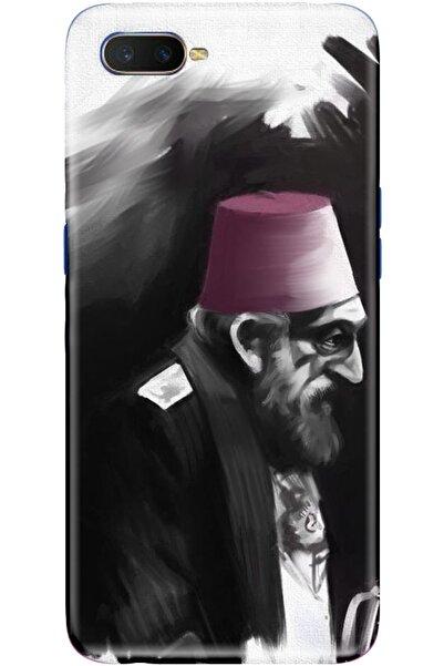 Turkiyecepaksesuar Oppo Rx17 Neo Uyumlu Kılıf + Temperli Ekran Koruyucu Cam