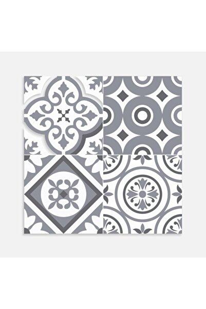 TİNK Geometrik 010 Karma Desenli Pvc Karo 30x30 Cm (11 Adet) 1m2