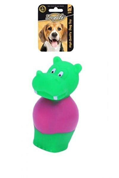 Doglife Köpekler Için Hippo Oyuncak