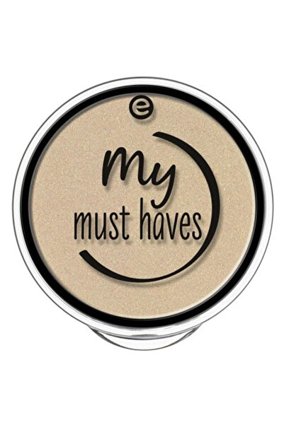 Essence Toz Pudra -My Must Haves Holo Powder 01 2 g 4059729037589