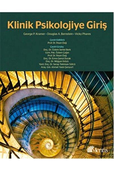 Mentis Yayıncılık Klinik Psikolojiye Giriş