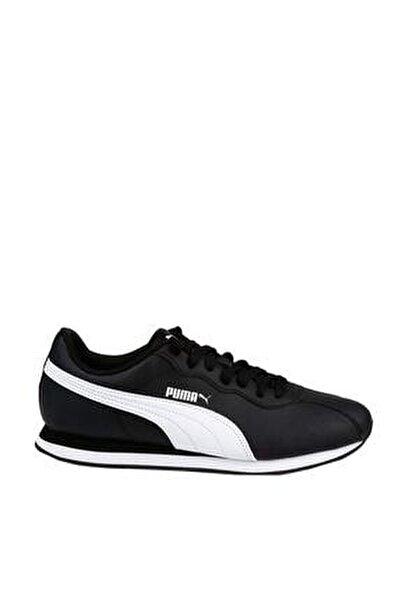 Puma Turin Ii Siyah Beyaz Erkek Sneaker Ayakkabı 100352191