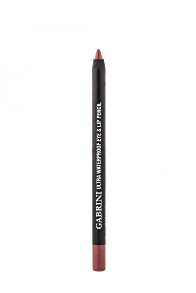 Gabrini Ultra Waterproof Lip& Eye Pencil 05