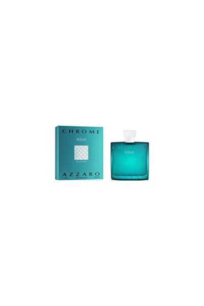 Azzaro Chrome Aqua Edt 100 ml Erkek Parfüm 3351500012961
