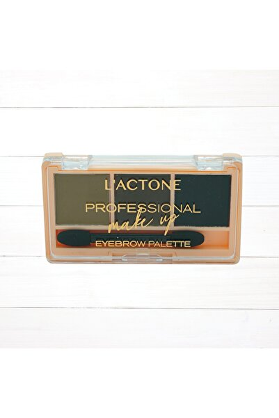 L'ACTONE Professıonal  Palette Eyebrow 03