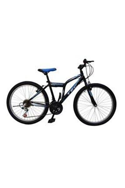 TEC Strong 24 Jant 21 Vites Siyah-mavi Dağ Bisikleti