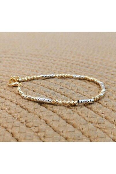 Accessories Kadın Altın Dorika Bileklik