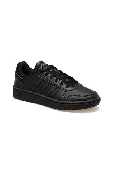 adidas Hoops 2.0 Erkek Spor Ayakkabı Cblack/cblack Ee7422
